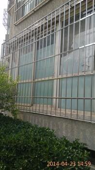 北京房山良乡安装防盗窗防盗门断桥铝门窗金钢网安装