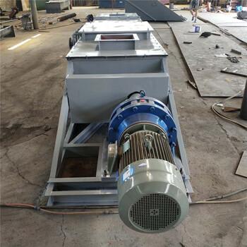 双轴粉尘加湿器粉尘加湿搅拌机双轴粉尘加湿搅拌机宏建环保