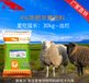 肉羊育肥技術羊吃什么飼料長得快