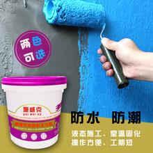 高彈丙烯酸防水涂料廠家衛生間防水涂料圖片