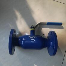 河北热通供应全焊接手柄球阀涡轮球阀型号多可定制图片
