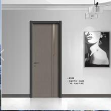 佛山市紅樹林家居實木門免漆門生態門可咨詢工廠圖片
