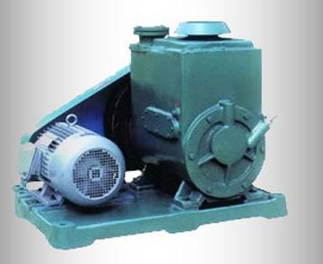 2X系列旋片式真空泵的用途