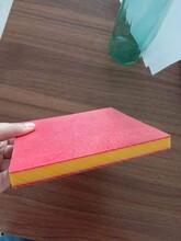 聚乙烯PE雙色板三色板多色板圖片
