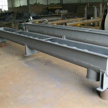 泽成实体厂家供应LS型有轴螺旋WLS型无轴螺旋绞龙带衬板输送机