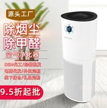 空气净化器家用立式负离子除甲醛PM2.5雾霾会销礼品智能消毒机OEM图片
