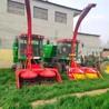 自走式青儲機水稻收割機鮮玉米秸稈青儲收獲機