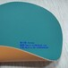 0.6mm耐酸堿PVC夾網布重型防化服面料