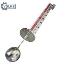 供應頂裝磁翻板液位計價格_側裝磁翻板液位計-廠家圖片