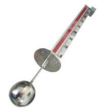 磁翻板液位計_側裝頂裝磁翻板液位計_液位變送器-廠家圖片