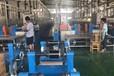 北方電地暖用雙層24K碳纖維硅膠發熱線擠出機設備