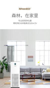 空氣凈化器家用室內靜音跨境除甲醛禮品批發粉塵霧霾負離子消毒機