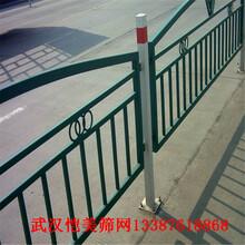 武漢凱美機電城2棟21號供應橋梁隔離柵/園林隔離柵1.2乘3米/套圖片