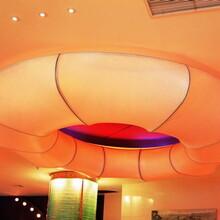 軟膜天花吊頂聚美軟膜廠家生產安裝圖片