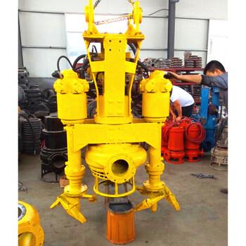 大揚程液壓渣漿泵耐磨泥沙泵批發廠家