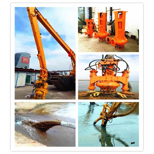 液壓挖機配套吸污泵