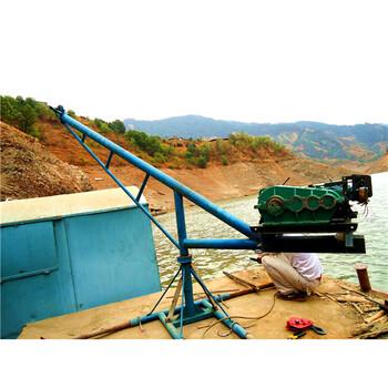 高铬合金抽沙泵耐磨型河道抽沙泵