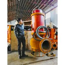 云南潜水排沙泵叶轮泥沙清理泵图片