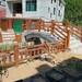 仿木3-6园林、庭院、湖泊、水库、堤坝等安全防护美化栏杆护栏