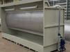水簾柜噴漆臺噴烤油漆房小型水循環除塵漆霧凈化水簾機環保設備