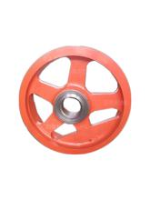 铸铁,铸钢,球墨皮带轮大型皮带轮,异型皮带轮-来图定制图片