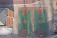 硅pu球場懸浮地板籃球場羽毛球場排球場網球場
