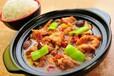 鄭州阿意美食黃燜雞米飯技術培訓