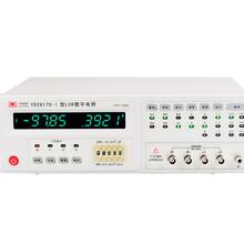 出售常州揚子寬頻LCR數字電橋YD2817D-1圖片