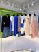新款雙面尼青島品牌折扣女裝批發廠家吉林好的女裝品牌