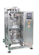 顆粒包裝機廠家自動粉劑立式包裝機粉末包裝機包裝機機器圖片