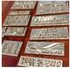 立體浮雕模激凸銅模凹凸模皮具木制品燙金銅模定制印刷版