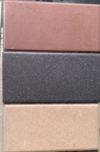 陶土磚透水磚車庫地面磚燒結磚機壓磚路面磚紅磚廣場磚園林磚圖片
