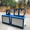 不锈钢方管角度机液压切角机冲45度角铁管门窗折角机