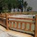 水泥仿木欄桿廠家教你怎么安裝,仿木護欄圍欄制作流程