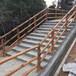 仿竹藤護欄3D款型福建水泥混凝土欄桿護欄價格