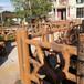 江西贛州水泥仿藤欄桿異型款景觀護欄廠家全國供應