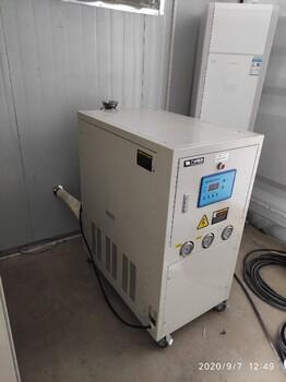 供應鍍膜機冷水機,實驗室真空鍍膜分體式冷水機