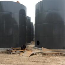 吉林加油站立式罐四平立式石油储罐图片