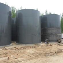 辽宁朝阳供应油罐设备罐双层油罐图片