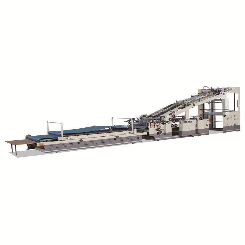 海瑞宝纸箱机械全自动1450裱纸机