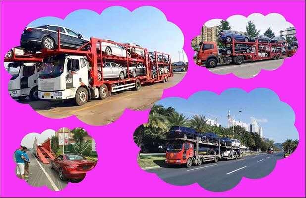 吐鲁番发物流#汽车发运物流大概收费多少钱?