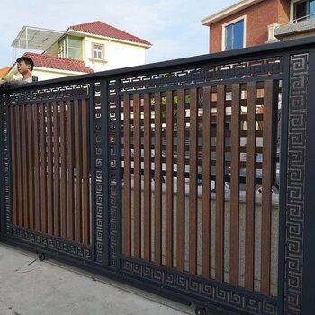離石鐵藝加工、水篦子加工、鋁藝大門安裝制作、呂梁鐵藝大門