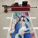 車位涂鴉機器全自動3d墻體彩繪機停車位地庫打印機廣告戶外噴繪機