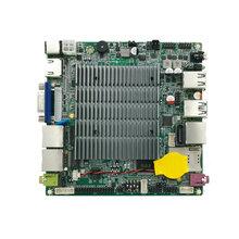 NANO主板J1900CPU12MM小主板2COM6USB圖片