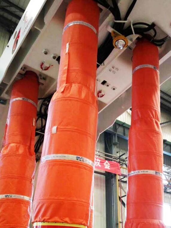 供应立柱保护套尺寸定做生产厂家