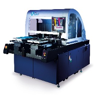 以色列康丽进口高速成衣数码直喷印花机图片1