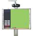 时信达120寸电子白板,红外交互式电子白板
