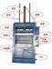 操作简便液压压缩成型打包机