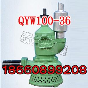 型风动污水潜水泵图片