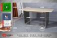 三星体验台华为体验桌展示台三星小米体验台不锈钢配件柜展台